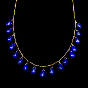 Multi Lapis Necklace