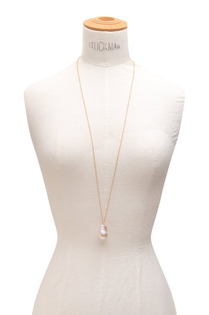 Giant Freshwater Pearl Necklace