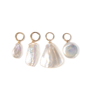 Mother of Pearl Charms