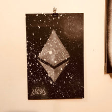 Load image into Gallery viewer, Ethereum Black