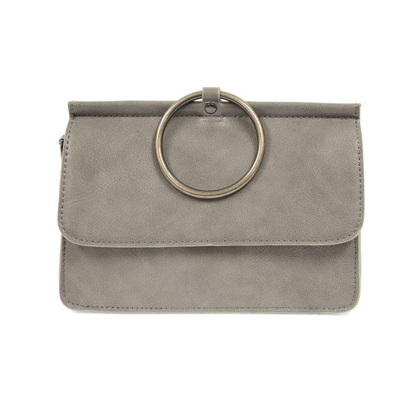 Grey Aria Ring Bag Apparel & accessories Joy Susan