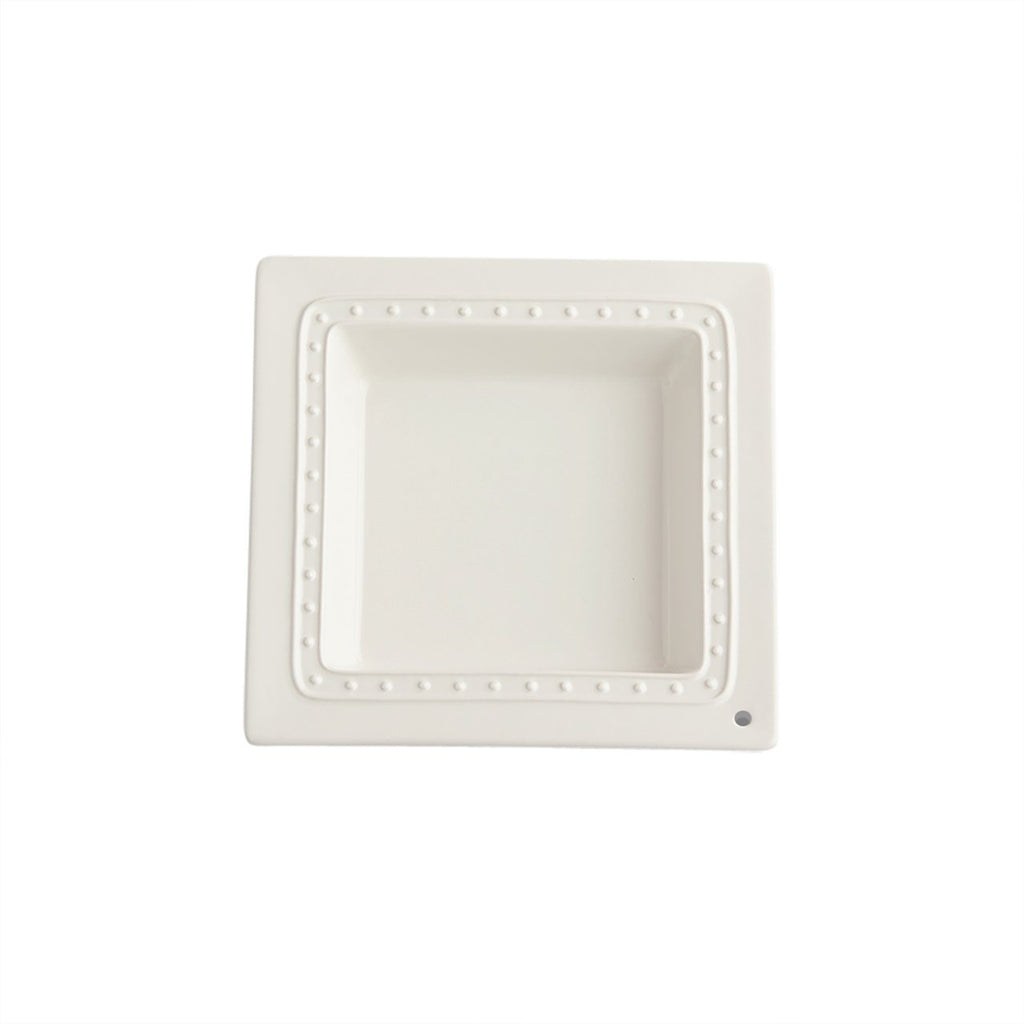 Square Napkin Holder/Candy Dish - Johnathan Michael's Boutique
