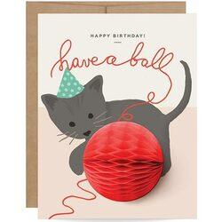 Happy Birthday! Have a ball cards Johnathan Michael's Boutique