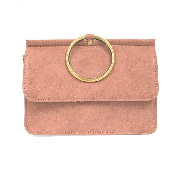 Mauve Aria Ring Bag Apparel & accessories Joy Susan