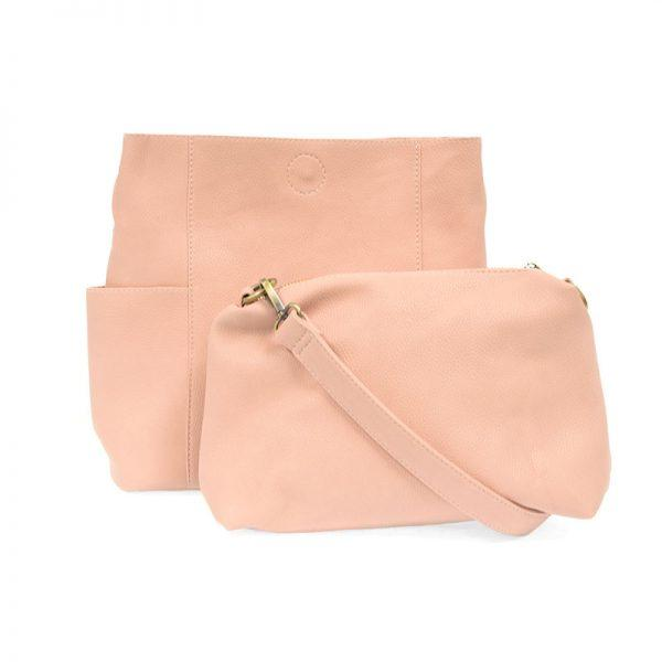 Petal Kayleigh Side Pocket Bucket Bag Apparel & accessories Joy Susan