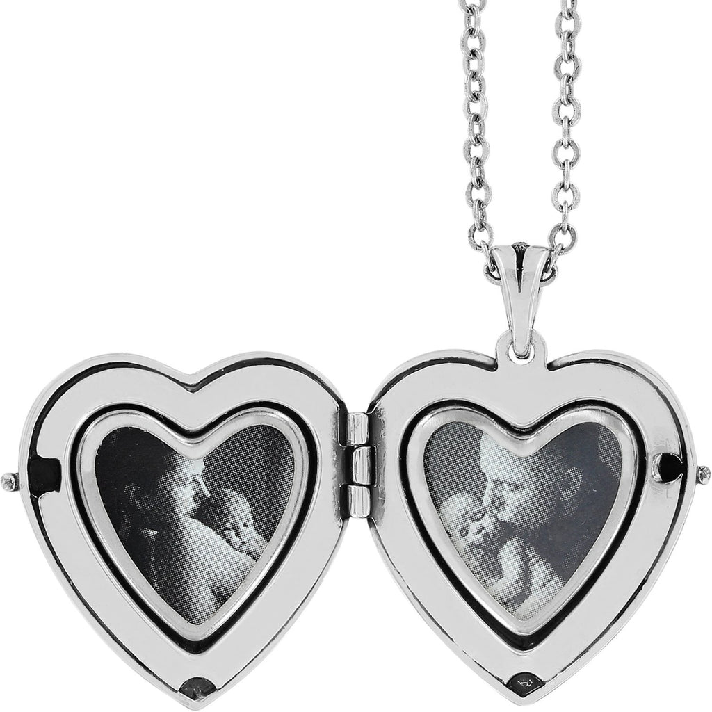 Sweet Memory Locket Necklace - Johnathan Michael's Boutique
