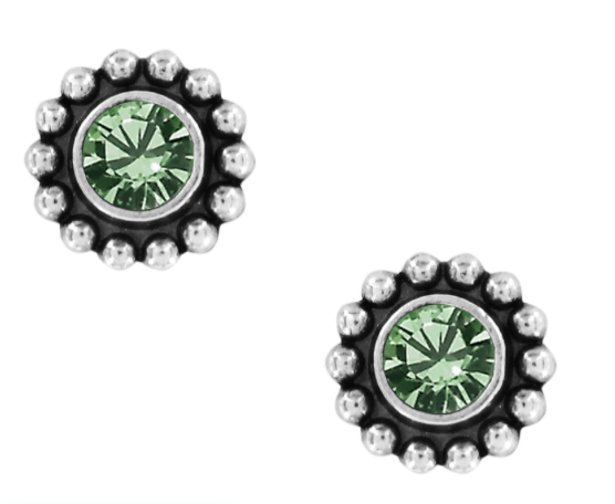 Twinkle Mini Post Earrings J2049L - Johnathan Michael's Boutique
