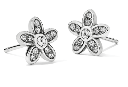 Baroness Fiori Mini Post Earrings J22271 - Johnathan Michael's Boutique
