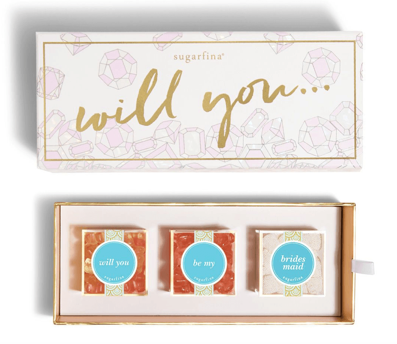 Will You Be My Bridesmaid Proposal Box - Johnathan Michael's Boutique