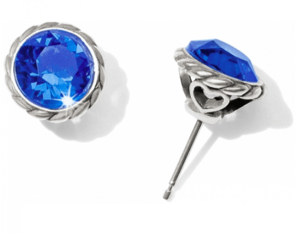 Iris Stud Earrings JA173B - Johnathan Michael's Boutique