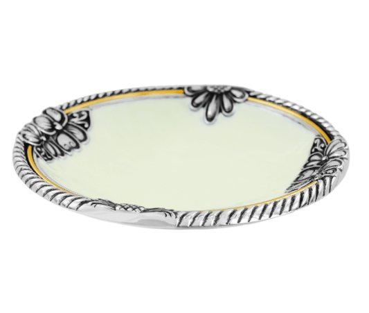 Pretty Pearl Trinket Tray G50042 - Johnathan Michael's Boutique