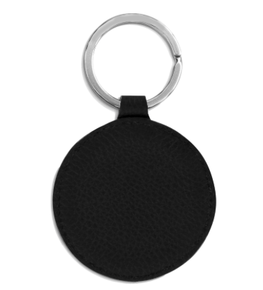 Ferrara Leather Key Fob E17643 - Johnathan Michael's Boutique