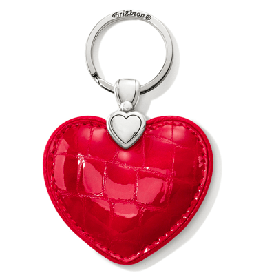 Loving Heart Key Fob E1770L - Johnathan Michael's Boutique