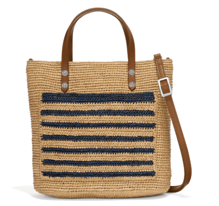 Palmeria Raffia Handbag H73554 - Johnathan Michael's Boutique