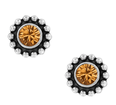 Twinkle Mini Post Earrings J2049F
