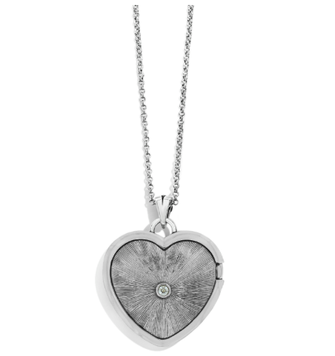 First Day Of Spring Locket Necklace JM2871