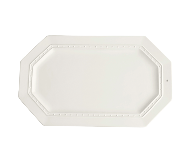 Octagonal Platter O6 - Johnathan Michael's Boutique