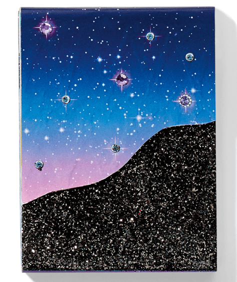 Halo Space Notepad G82973 - Johnathan Michael's Boutique