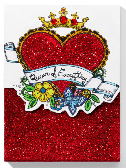 Queen Of Everything Notepad G82947 - Johnathan Michael's Boutique