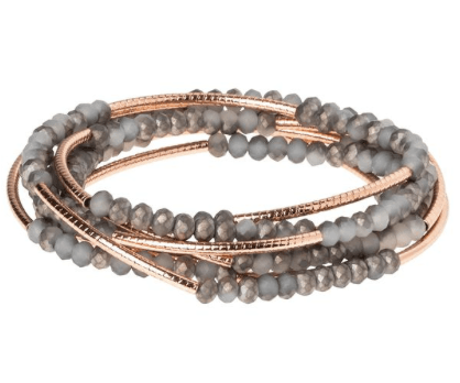 Best Day Of The Year Wrap Bracelet/Necklace - Johnathan Michael's Boutique