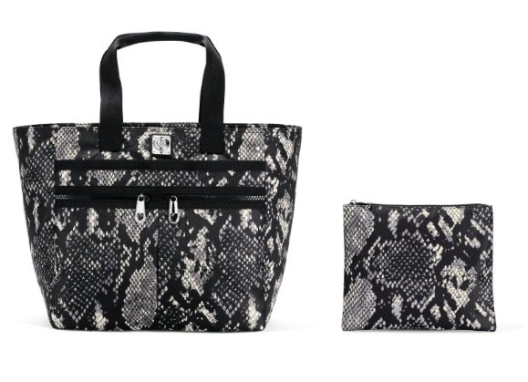 Lock It Super Tote L20032 - Johnathan Michael's Boutique