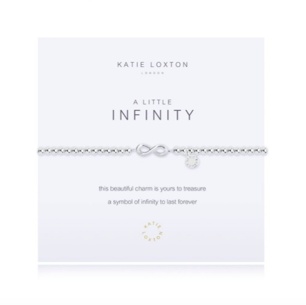 A Little Infinity Bracelet - Johnathan Michael's Boutique