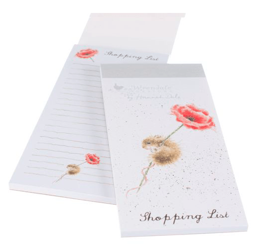 'Poppy' Shopping Pad - Johnathan Michael's Boutique