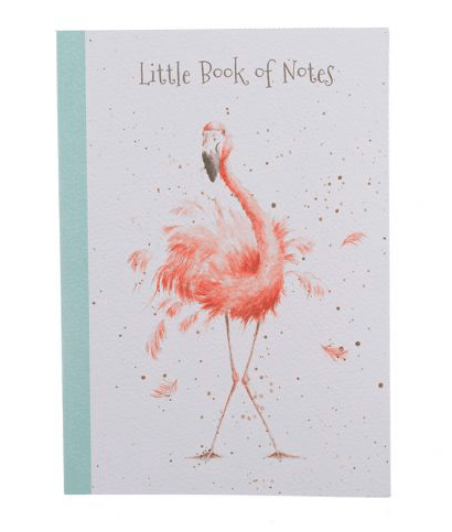 'Flamingo' Small Notebook - Johnathan Michael's Boutique
