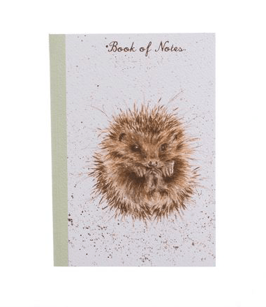'Awakening' Hedgehog Small Notebook - Johnathan Michael's Boutique