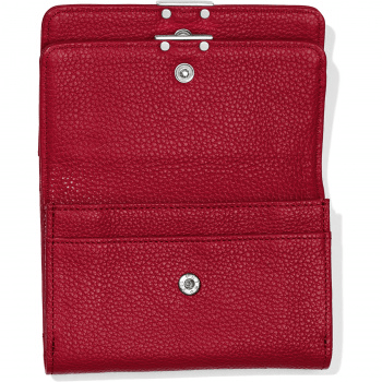 Barbados Double Flap Medium Wallet T22437 Wallet Brighton