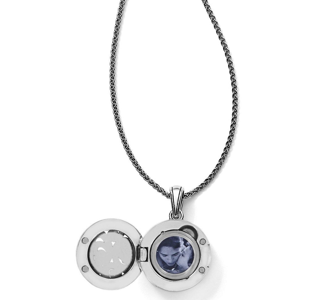 Spin Master Convertible Locket Necklace JM0862 - Johnathan Michael's Boutique