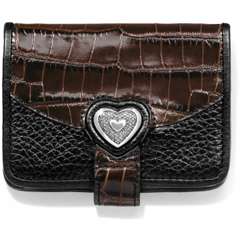 Bellissimo Heart Small Wallet T10399