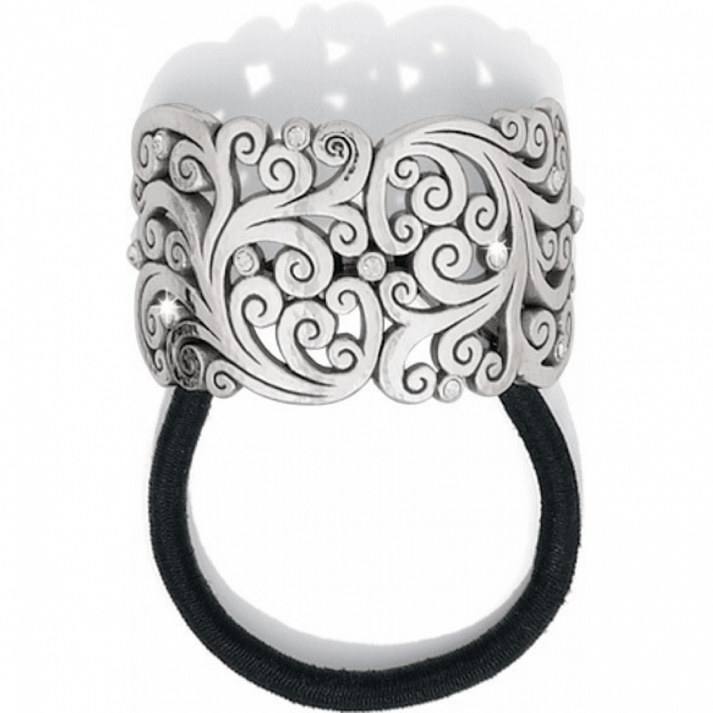 Madrid Lace Ponytail Holder J80882