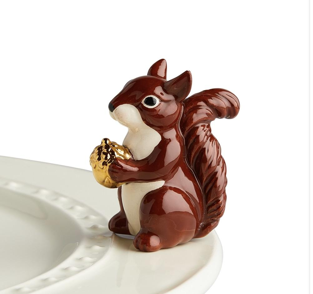 Mr. Squirrel Mini A215 - Johnathan Michael's Boutique