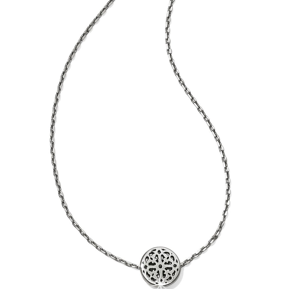 Ferrara Mini Necklace JL9630 - Johnathan Michael's Boutique