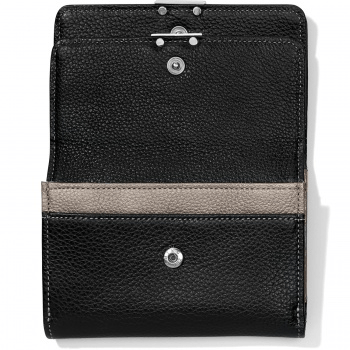 Barbados Double Flap Medium Wallet T22433 Wallet Brighton