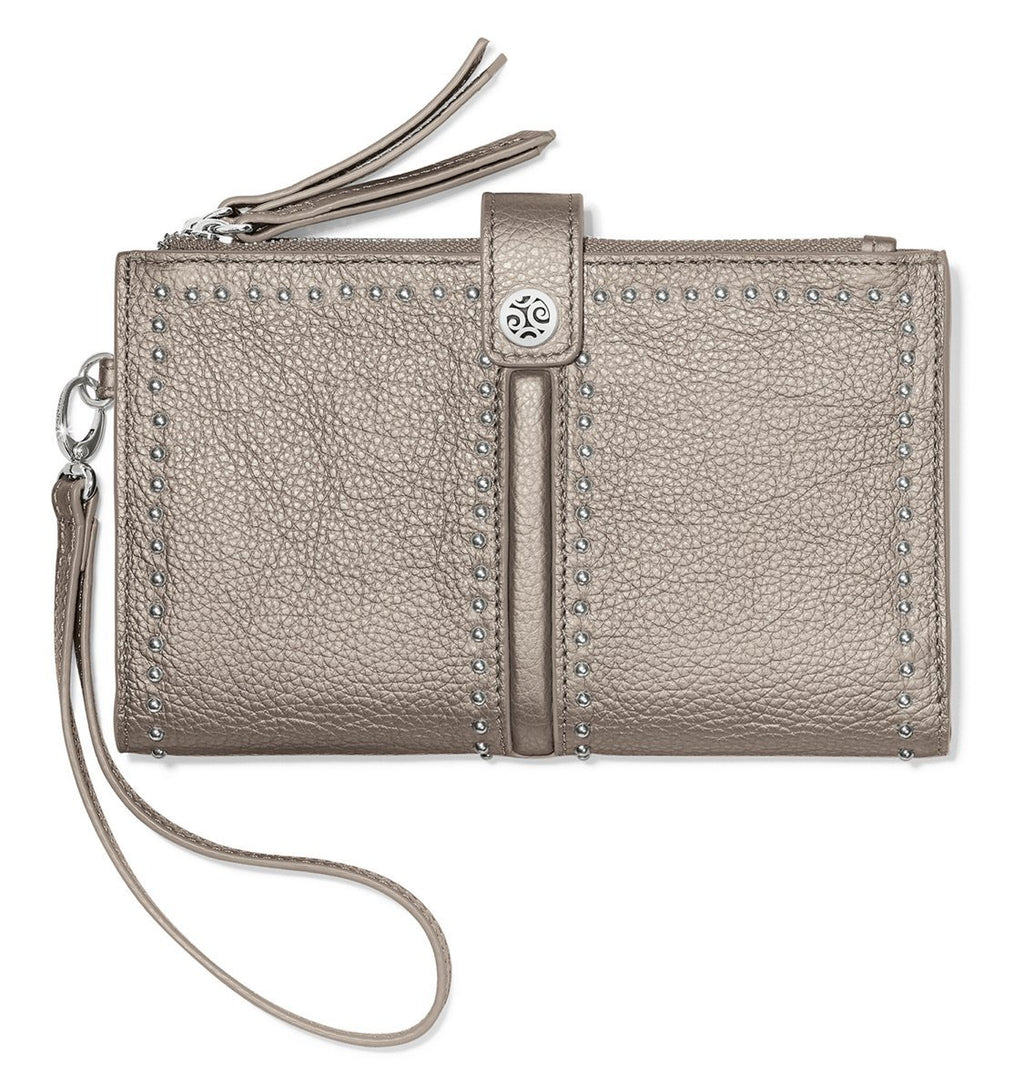 Pretty Tough Double Zip Wallet T3521Z Wallet Brighton