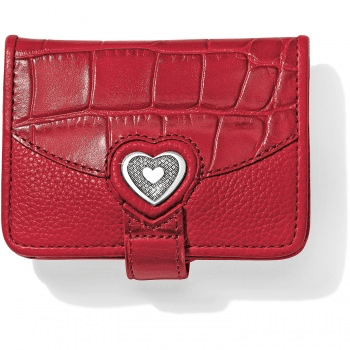 Bellissimo Heart Small Wallet T1039L Wallet Brighton