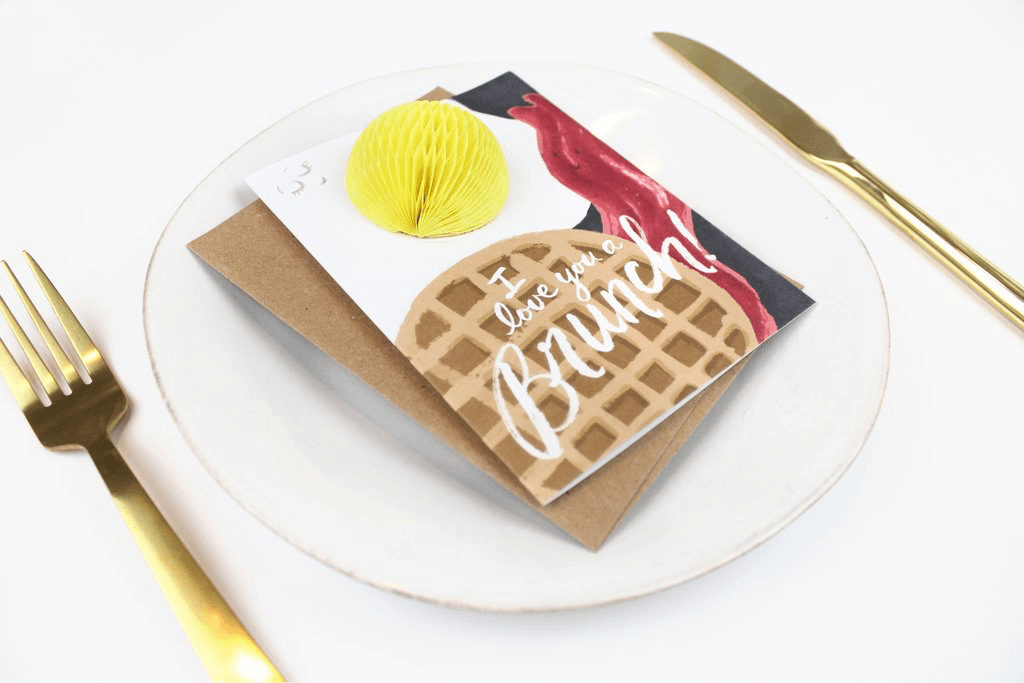 Egg Pop-up Card cards Johnathan Michael's Boutique