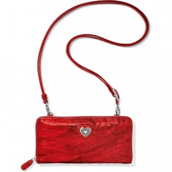 Bellissimo Heart Large Wallet T3483L