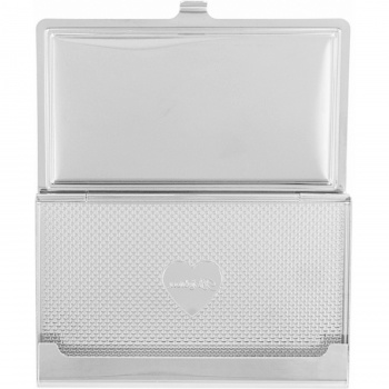 Allure Metal Card Case E5333M card case Brighton