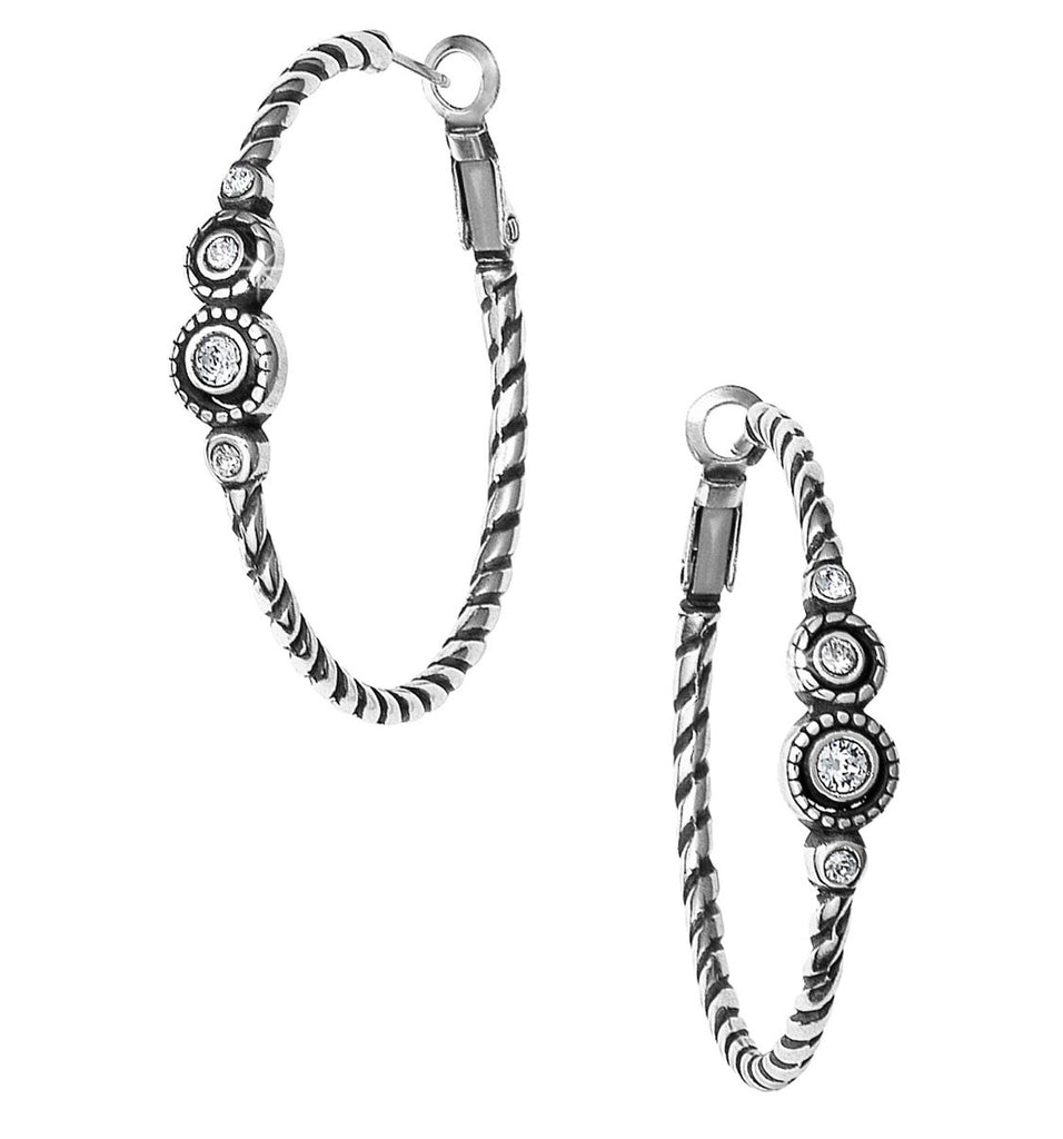 Halo Hoop Earrings JE7641