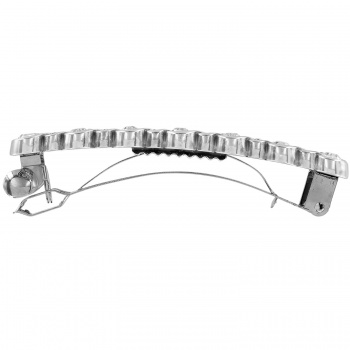 Infinity Sparkle Large Barrette J82261 hair clip Brighton
