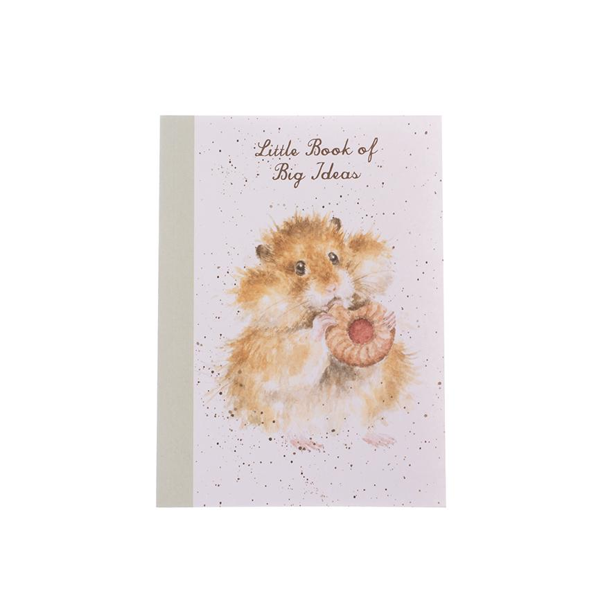 Hamster' Small Notebook - Johnathan Michael's Boutique