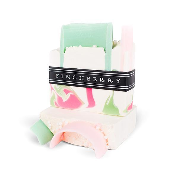 Sweetly Southern-Sweet Honeysuckle-Handcrafted Vegan Soap soap Finchberry