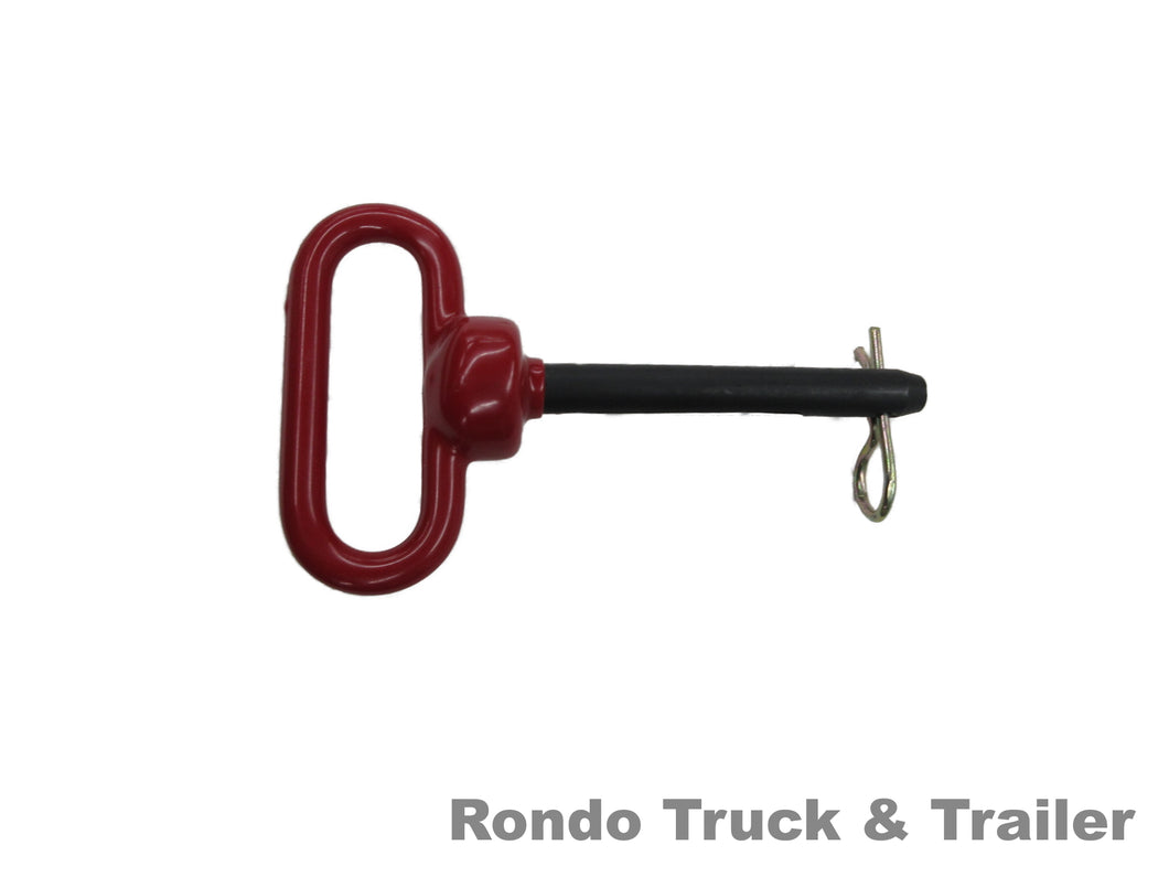 Double HH Trailer Hitch Pin 1/2