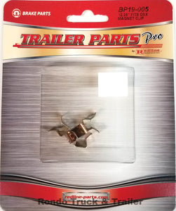 "Redline Trailer Parts Brake Magnet Retainer Clips for Dexter 12.25"" Brake Assembly BP19-005"