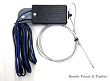 Load image into Gallery viewer, Trailer Breakaway Switch 4' Steel Cable 2348
