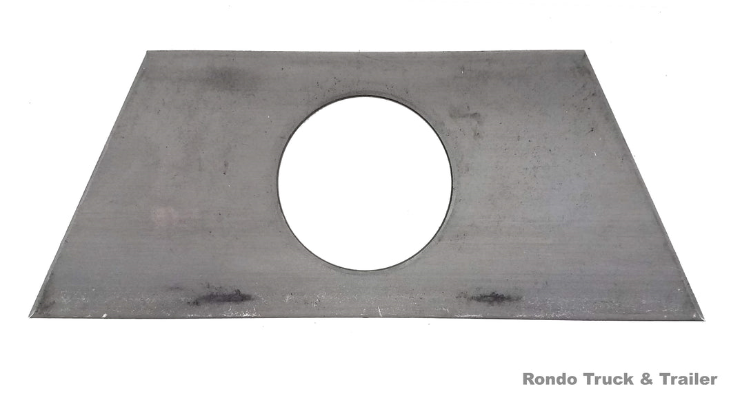 A-Frame Jack Bottom Support Plate 83670