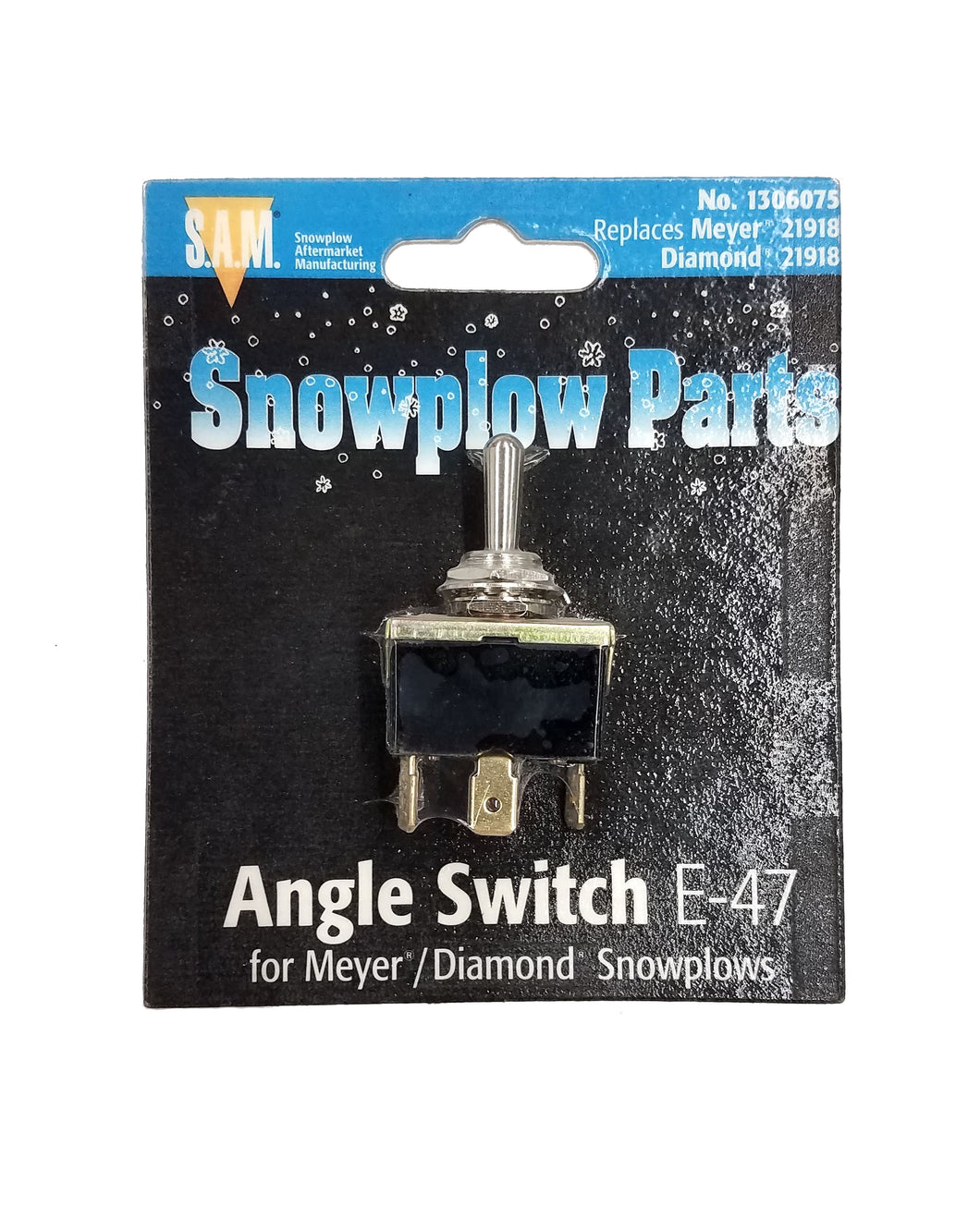 S.A.M Angle Switch 9 E-47 for Meyer/Diamond 1306075